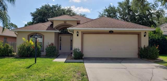 3882 San Miguel Lane, Rockledge, FL 32955 (MLS #911808) :: Blue Marlin Real Estate