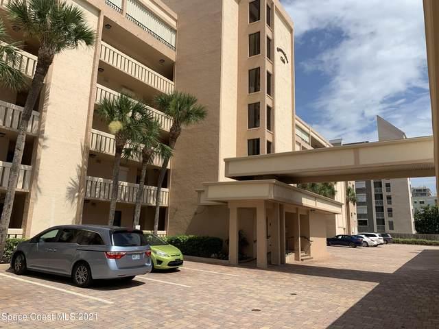 995 N Hwy A1a #401, Indialantic, FL 32903 (MLS #911809) :: Blue Marlin Real Estate