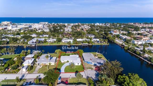 123 Aucila Road, Cocoa Beach, FL 32931 (MLS #911834) :: Keller Williams Realty Brevard