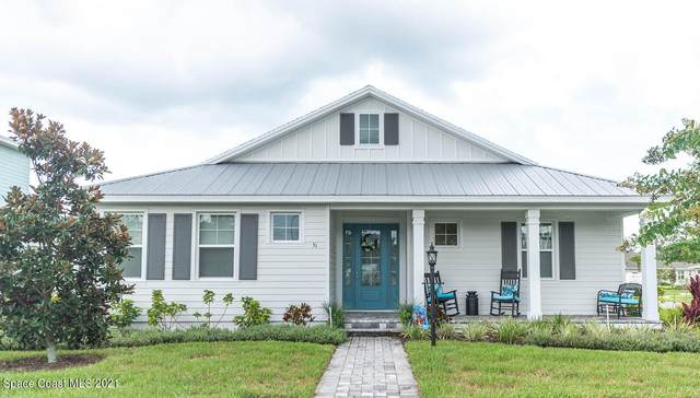 51 Lagoon Way, Titusville, FL 32780 (MLS #911838) :: Vacasa Real Estate