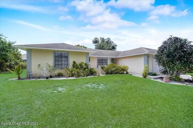 1490 Paragon Road SE, Palm Bay, FL 32909 (MLS #911840) :: Premier Home Experts