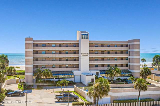 15 N Atlantic Avenue #204, Cocoa Beach, FL 32931 (MLS #911842) :: Premium Properties Real Estate Services
