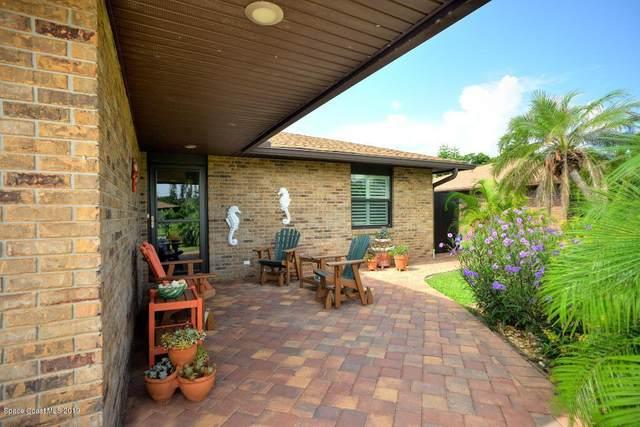 135 Normandy Place, Melbourne Beach, FL 32951 (MLS #911846) :: Premier Home Experts