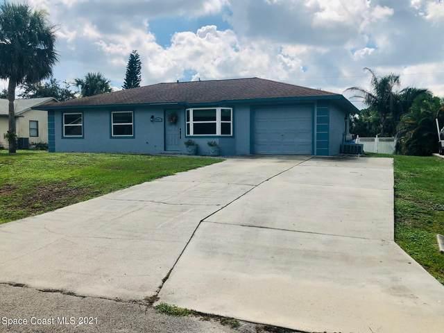 867 Clearmont Street, Sebastian, FL 32958 (MLS #911850) :: Premier Home Experts