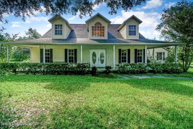 4401 Windsor Court, Mims, FL 32754 (MLS #911857) :: Vacasa Real Estate