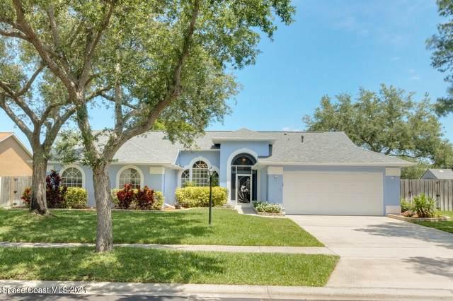 3400 Fort Nelson Lane, Melbourne, FL 32934 (MLS #911860) :: Premier Home Experts