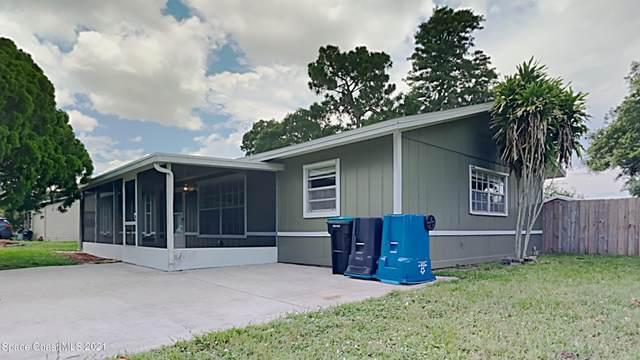 264 Wavecrest Avenue NE, Palm Bay, FL 32907 (MLS #911864) :: Vacasa Real Estate