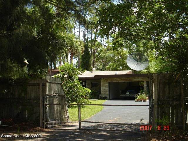 1680 Anson Road, Melbourne, FL 32934 (MLS #911869) :: Engel & Voelkers Melbourne Central