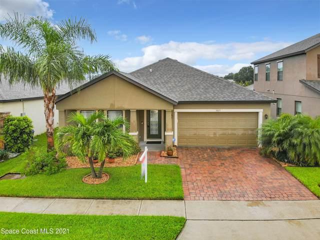 3825 Harvest Circle, Rockledge, FL 32955 (MLS #911873) :: Premier Home Experts
