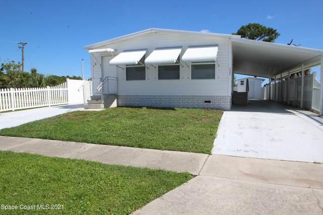 2505 Amberly Road NE, Palm Bay, FL 32905 (MLS #911876) :: Engel & Voelkers Melbourne Central
