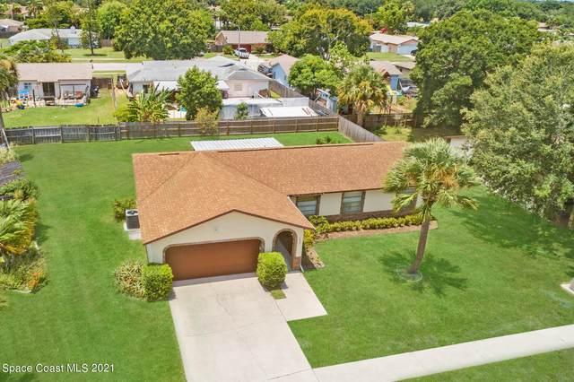1627 W Shores Road, Melbourne, FL 32935 (MLS #911880) :: Premier Home Experts