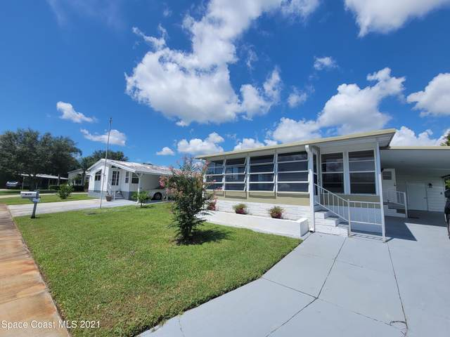 528 Marnie Circle, Melbourne, FL 32904 (MLS #911884) :: Premier Home Experts