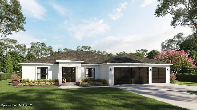 1182 Benedictine Street NW, Palm Bay, FL 32907 (MLS #911888) :: Dalton Wade Real Estate Group