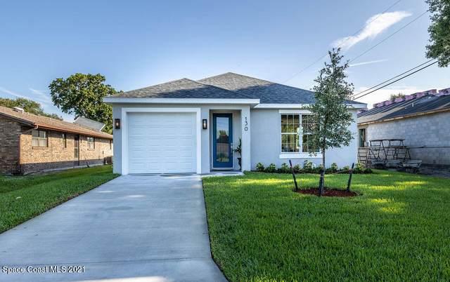 130 W Fee Avenue, Melbourne, FL 32901 (MLS #911893) :: Premier Home Experts