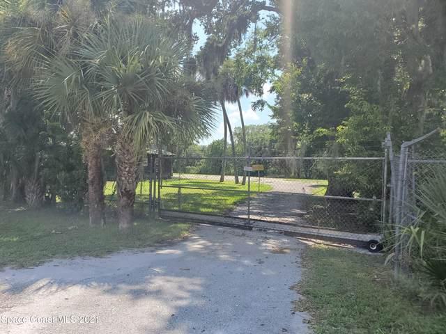 131 Clearlake Road, Cocoa, FL 32922 (MLS #911912) :: Blue Marlin Real Estate