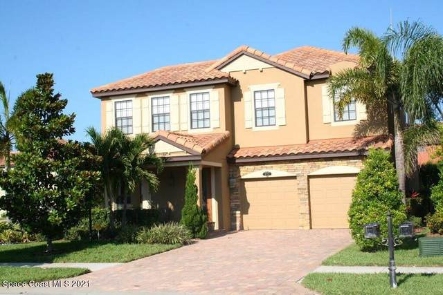 625 Mission Bay Drive, Satellite Beach, FL 32937 (MLS #911916) :: Dalton Wade Real Estate Group
