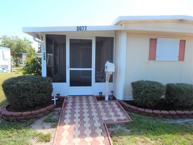 3077 Indian River Drive NE #268, Palm Bay, FL 32905 (MLS #911917) :: Dalton Wade Real Estate Group