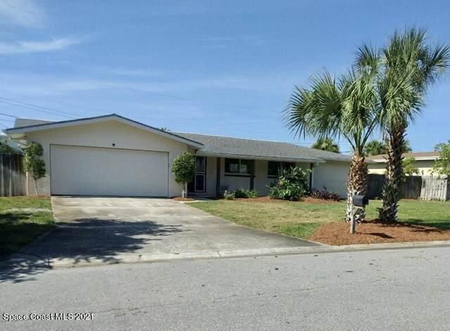 408 Coral Avenue, Melbourne Beach, FL 32951 (MLS #911929) :: Premier Home Experts