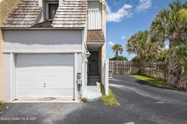1427 Atlantic Street, Melbourne Beach, FL 32951 (MLS #911933) :: Premier Home Experts