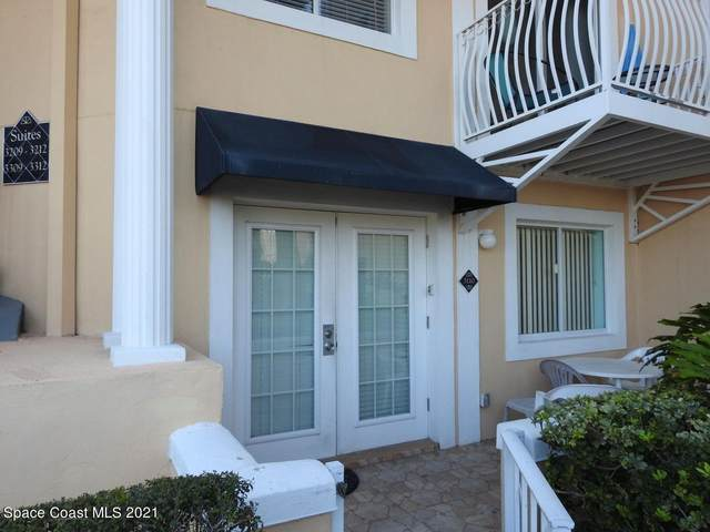 8600 Ridgewood Avenue #3110, Cape Canaveral, FL 32920 (MLS #911940) :: Engel & Voelkers Melbourne Central