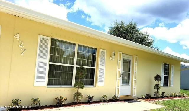 427 Rome Avenue NE, Palm Bay, FL 32907 (MLS #911944) :: Vacasa Real Estate