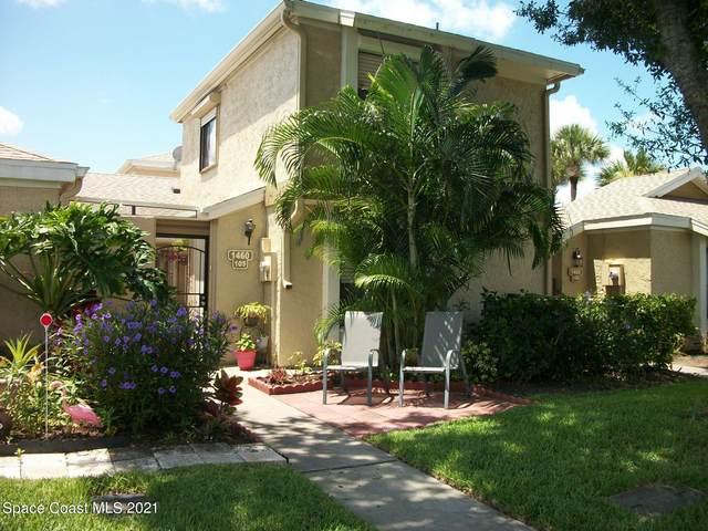 1460 Sheafe Avenue NE #105, Palm Bay, FL 32905 (MLS #911947) :: Engel & Voelkers Melbourne Central