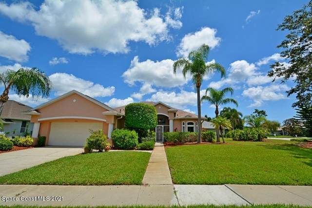 778 Thrasher Drive, Rockledge, FL 32955 (MLS #911948) :: Blue Marlin Real Estate