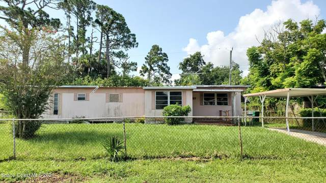 315 Wixie Street, Cocoa, FL 32927 (MLS #911949) :: Engel & Voelkers Melbourne Central