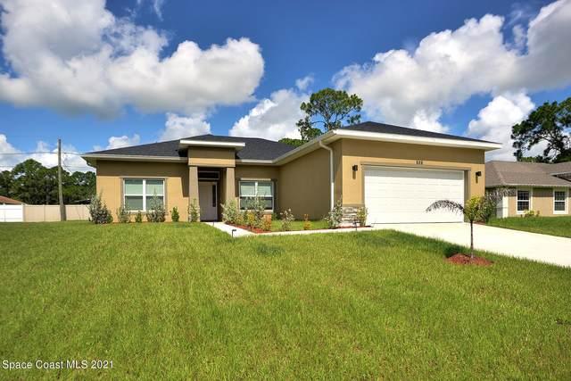 926 Braganza Avenue SE, Palm Bay, FL 32909 (MLS #911958) :: Engel & Voelkers Melbourne Central