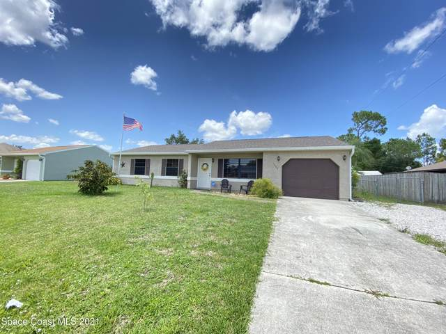 1507 Pace Drive NW, Palm Bay, FL 32907 (MLS #911964) :: Engel & Voelkers Melbourne Central