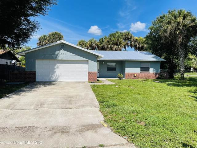 6405 Orchid Avenue, Cocoa, FL 32927 (MLS #911968) :: Engel & Voelkers Melbourne Central