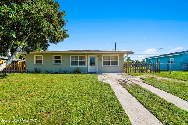 2290 Warwick Road, Melbourne, FL 32935 (MLS #911974) :: Blue Marlin Real Estate