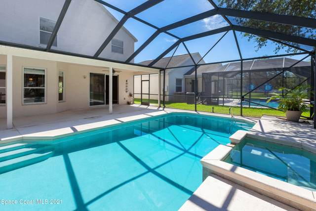 2543 Glasbern Circle, Melbourne, FL 32904 (MLS #911992) :: Vacasa Real Estate