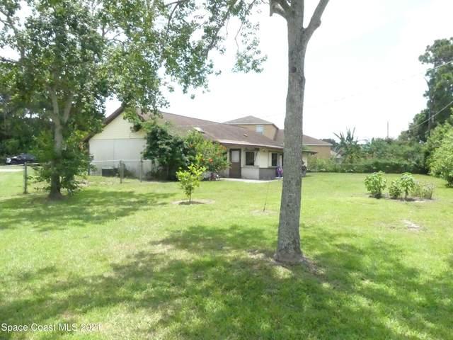 154 Exmore Court NE, Palm Bay, FL 32907 (MLS #911994) :: Vacasa Real Estate
