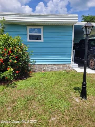 714 Barefoot Boulevard, Sebastian, FL 32976 (MLS #911997) :: Vacasa Real Estate