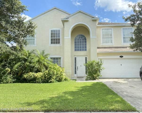 1553 Payette Lane, Melbourne, FL 32904 (MLS #912008) :: Dalton Wade Real Estate Group