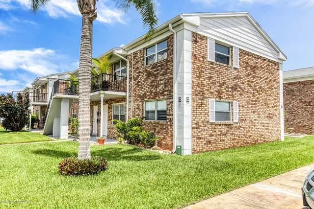 190 E Olmstead Drive E4, Titusville, FL 32780 (MLS #912013) :: Vacasa Real Estate