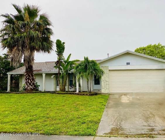 445 Kennebec Street, Merritt Island, FL 32952 (MLS #912027) :: Keller Williams Realty Brevard