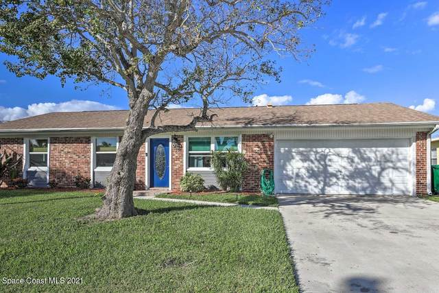 1400 Glen Haven Drive, Merritt Island, FL 32952 (MLS #912034) :: Vacasa Real Estate