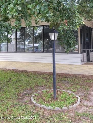918 Waterway Drive, Barefoot Bay, FL 32976 (MLS #912036) :: Vacasa Real Estate