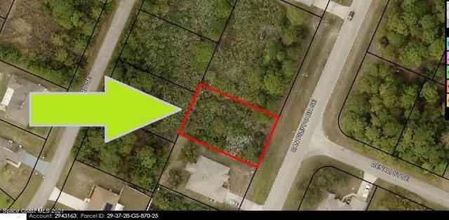1838 San Filippo Drive SE, Palm Bay, FL 32909 (MLS #912057) :: Vacasa Real Estate