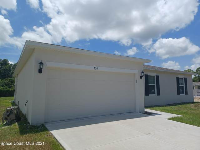 110 Crosspoint Street SE, Palm Bay, FL 32909 (MLS #912058) :: Vacasa Real Estate