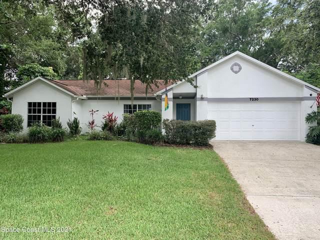 7230 Carillon Avenue, Cocoa, FL 32927 (MLS #912146) :: Blue Marlin Real Estate