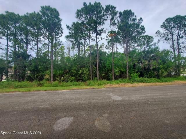 1858 Timbers West Boulevard, Rockledge, FL 32955 (MLS #912151) :: Premium Properties Real Estate Services