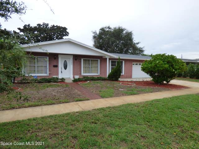 2285 Colony Drive, Melbourne, FL 32935 (MLS #912173) :: Blue Marlin Real Estate