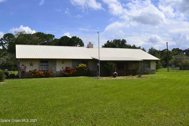 3837 Arlington Avenue, Mims, FL 32754 (MLS #912206) :: Blue Marlin Real Estate
