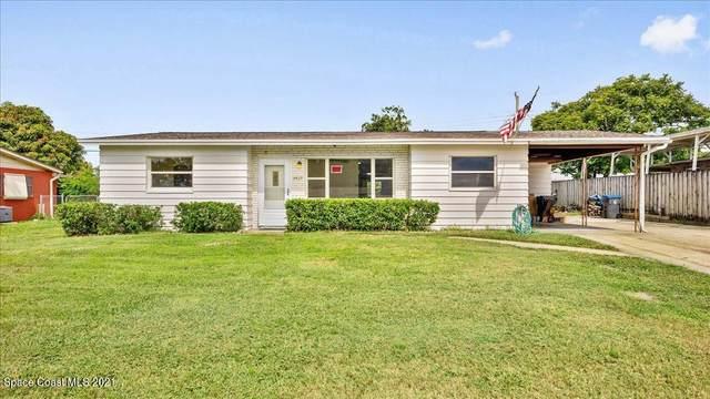 4435 Browning Avenue, Titusville, FL 32780 (MLS #912233) :: Blue Marlin Real Estate