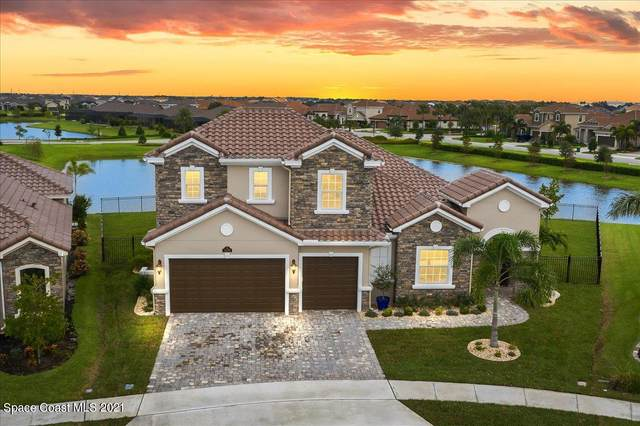 8110 Stonecrest Drive, Melbourne, FL 32940 (MLS #912246) :: Blue Marlin Real Estate