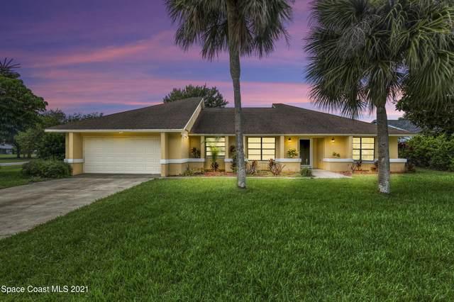 1001 Royal Oak Court, Melbourne, FL 32940 (MLS #912251) :: Blue Marlin Real Estate