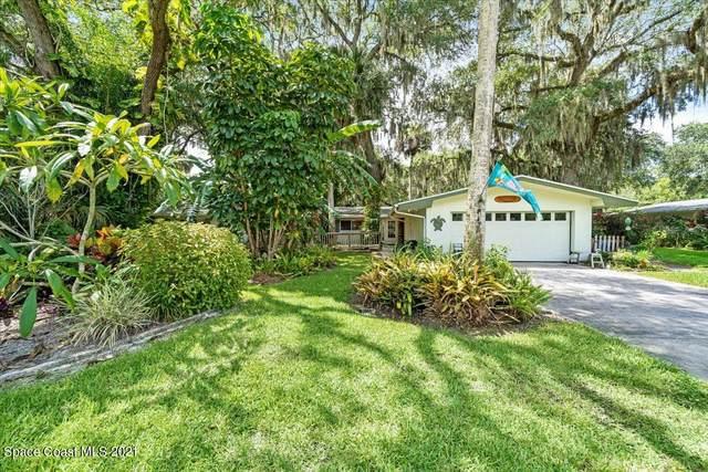 5375 Balsam Avenue, Melbourne, FL 32904 (MLS #912253) :: Blue Marlin Real Estate